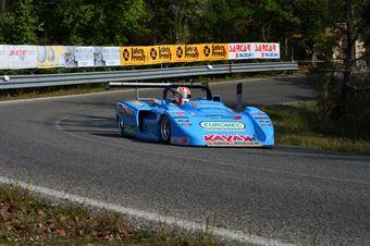 Umberto Bonucci (Team Italia – Osella PA 9/90 – 1), CAMPIONATO ITALIANO VEL. SALITA AUTO STORICHE