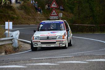 Maurizio Bonucci (Peugeot 205 GTI – 24), CAMPIONATO ITALIANO VEL. SALITA AUTO STORICHE