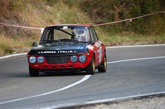 Remo Borghi (Squadra Piloti Senesi – Lancia Fulvia Coupé – 116), CAMPIONATO ITALIANO VEL. SALITA AUTO STORICHE