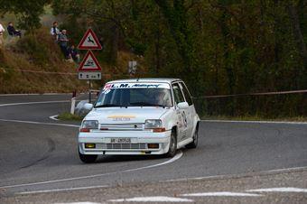 Roberto Brenti (Etruria – Renault 5 GT Turbo – 19), CAMPIONATO ITALIANO VEL. SALITA AUTO STORICHE