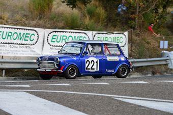 Nazzareno Burla (Innocenti Mini Cooper – 221), CAMPIONATO ITALIANO VEL. SALITA AUTO STORICHE
