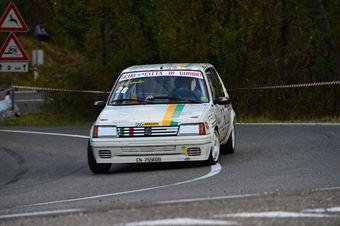 Alfredo Cali (Peugeot 205 Rallye – 26), CAMPIONATO ITALIANO VEL. SALITA AUTO STORICHE