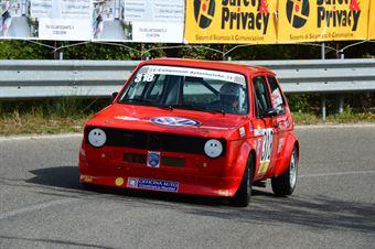 Massimo Campogiani (ACN Forze Polizia – Volkswagen Golf GTI – 318), CAMPIONATO ITALIANO VEL. SALITA AUTO STORICHE