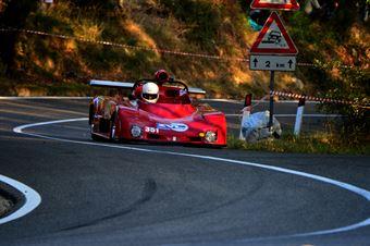 Giuseppe Cstagno (Sport Osella PA5 – 351), CAMPIONATO ITALIANO VEL. SALITA AUTO STORICHE
