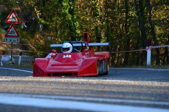 Mauro Ceccarelli (Chimera Classic – AMS Sport – 348), CAMPIONATO ITALIANO VEL. SALITA AUTO STORICHE