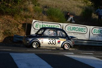 Roberto Cecchi (Biondetti – Giannini 650 NP – 333), CAMPIONATO ITALIANO VEL. SALITA AUTO STORICHE