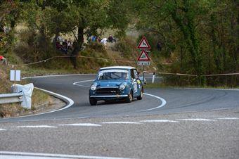 Paolo Cocci (Chimera Classic – Innocenti Mini Cooper – 231), CAMPIONATO ITALIANO VEL. SALITA AUTO STORICHE