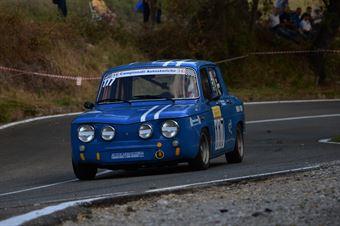 Santi Coleschi (Chimera Classic – Renault R8 Gordini – 117), CAMPIONATO ITALIANO VEL. SALITA AUTO STORICHE