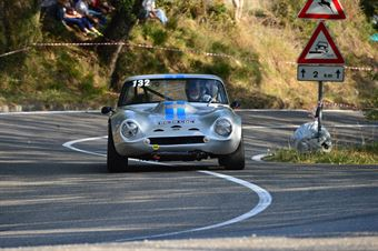 Claudio Conti (Valdelsa Classic – TVR Griffith – 132), CAMPIONATO ITALIANO VEL. SALITA AUTO STORICHE