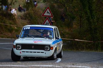 Giuseppe Covotta (Granducato Corse – Fiat 128 – 238), CAMPIONATO ITALIANO VEL. SALITA AUTO STORICHE