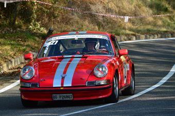 Sergio Davoli (Bologna Squadra Corse – Porsche 911 T – 127), CAMPIONATO ITALIANO VEL. SALITA AUTO STORICHE