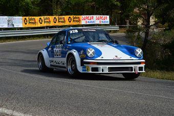 Antonio De Rege Di Donato (Porsche Carrera RS   328), CAMPIONATO ITALIANO VEL. SALITA AUTO STORICHE