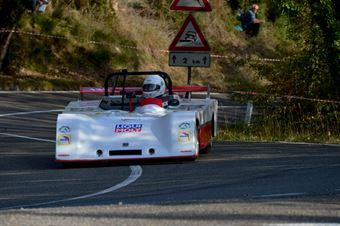 Antonio Di Fazio (Valdelsa Classic – NSU Brixner – 133), CAMPIONATO ITALIANO VEL. SALITA AUTO STORICHE