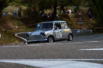 Fabio Dionori (Valdelsa Classic   Cooper 1000 – 107), CAMPIONATO ITALIANO VEL. SALITA AUTO STORICHE