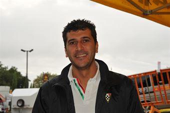 Gerardo Citera, cronometrista partenza, CAMPIONATO ITALIANO VEL. SALITA AUTO STORICHE