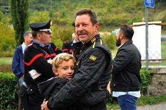Perini Padre e Figlio, CAMPIONATO ITALIANO VEL. SALITA AUTO STORICHE