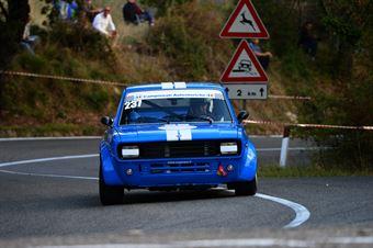 Stefano Ferrari (Team Italia – Fiat 128 Coupé –237), CAMPIONATO ITALIANO VEL. SALITA AUTO STORICHE