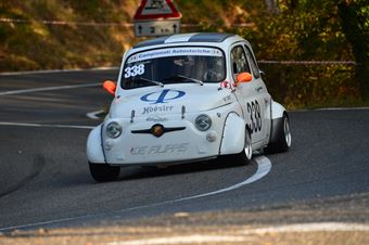 Davide Gelsomini (Valdelsa Classic – Giannini 650 NP – 338), CAMPIONATO ITALIANO VEL. SALITA AUTO STORICHE