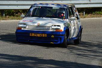 Renzo Giannoni (Kenzika – Renault 5 GT Turbo   18), CAMPIONATO ITALIANO VEL. SALITA AUTO STORICHE