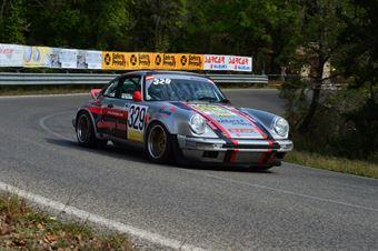 Gerald Glinzner (A – Hist. Racing Team Austria – Porsche 911 Carrera – 329), CAMPIONATO ITALIANO VEL. SALITA AUTO STORICHE