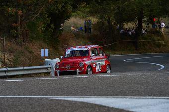 Boris Gobbini (Valdelsa Classic – Abarth 1000 TC – 106), CAMPIONATO ITALIANO VEL. SALITA AUTO STORICHE