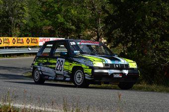 Giovanni Grasso (5 Speed   Renault 5 GT Turbo – 28), CAMPIONATO ITALIANO VEL. SALITA AUTO STORICHE