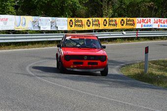 Francesco Iantorno (Gretaracing Motorsport – Volkswagen Golf   312), CAMPIONATO ITALIANO VEL. SALITA AUTO STORICHE