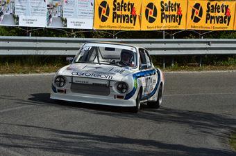 Jiri Kubicek (CZ – SK indistrietechnik – Skoda 130 RS – 307), CAMPIONATO ITALIANO VEL. SALITA AUTO STORICHE