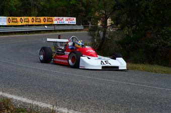 Antonio Lavieri (Valdelsa Classic – Formula Renault Europa – 45), CAMPIONATO ITALIANO VEL. SALITA AUTO STORICHE