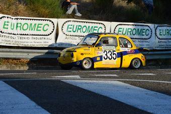 Gino Lorenzi (Team Italia – Giannini 650 NP – 335), CAMPIONATO ITALIANO VEL. SALITA AUTO STORICHE