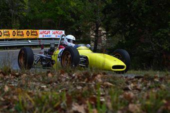 Renzo Marinai (Biondetti – De Sanctis Formula Ford   47), CAMPIONATO ITALIANO VEL. SALITA AUTO STORICHE