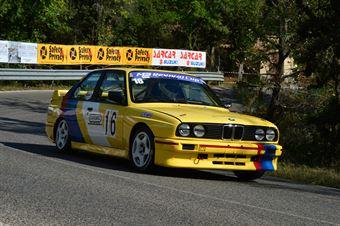 Francesco Menichelli (Etruria – BMW M3 – 16), CAMPIONATO ITALIANO VEL. SALITA AUTO STORICHE
