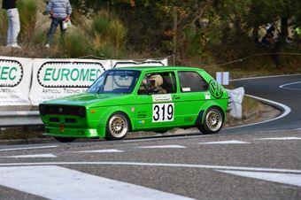 Giancarlo Macrelli (RSM   Bologna Squadra Corse – MG B GT – 253), CAMPIONATO ITALIANO VEL. SALITA AUTO STORICHE