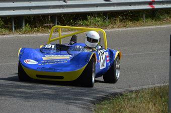 Harald Mossler (A   Bologna Squadra Corse – Steyer Puch Bergspyder – 131), CAMPIONATO ITALIANO VEL. SALITA AUTO STORICHE
