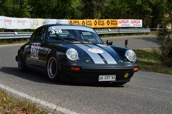 Nessuno (Valdelsa Classic – Porsche 911 SC – 326), CAMPIONATO ITALIANO VEL. SALITA AUTO STORICHE