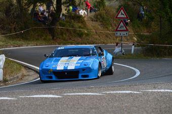Giuliano Palmieri (Bologna Squadra Corse – De Tomaso Pantera – 271), CAMPIONATO ITALIANO VEL. SALITA AUTO STORICHE