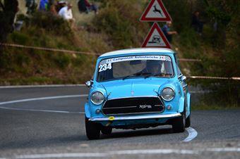 Roberto Panunzi (Valdelsa Classic – Cooper 1300 – 234), CAMPIONATO ITALIANO VEL. SALITA AUTO STORICHE
