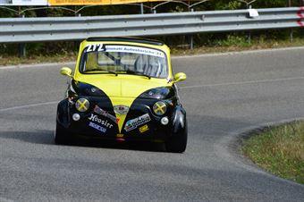 Lanfranco Pastorelli (Racing Gubbio – Fiat 126 – 212), CAMPIONATO ITALIANO VEL. SALITA AUTO STORICHE