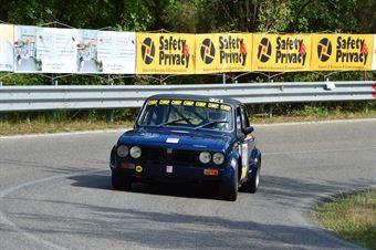 Roberto Percivale (WRT Winner Rally Team – Triumph Dolomite Sprint – 321), CAMPIONATO ITALIANO VEL. SALITA AUTO STORICHE