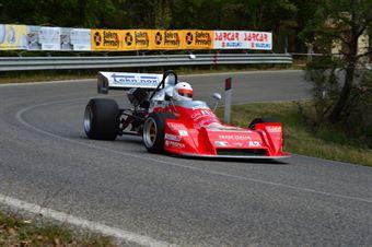 Giuliano Peroni (Team Italia – Martini MK 32 – 43), CAMPIONATO ITALIANO VEL. SALITA AUTO STORICHE