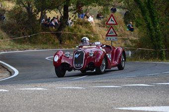 Georg Prugger (Bologna Squadra Corse –Alfa Sport – 139), CAMPIONATO ITALIANO VEL. SALITA AUTO STORICHE