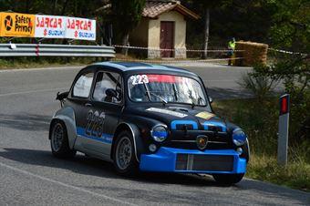 Roberto Rebasti (Valdelsa Classic –Abarth 1000 TCR – 223), CAMPIONATO ITALIANO VEL. SALITA AUTO STORICHE