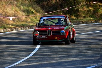 Gianluca Riccardi (Valdelsa Classic – BMW 2002 Ti – 126), CAMPIONATO ITALIANO VEL. SALITA AUTO STORICHE