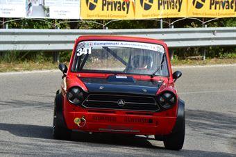 Maurizio Ricciarelli (Chimera Classic – Autobianchi A 112    341), CAMPIONATO ITALIANO VEL. SALITA AUTO STORICHE
