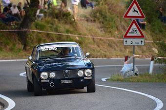 Ruggero Riva (Valdelsa Classic – Alfa Romeo GTV – 245), CAMPIONATO ITALIANO VEL. SALITA AUTO STORICHE
