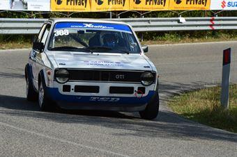 Otello Ronchi (North Racing – Volkswagen Golf GTI – 308), CAMPIONATO ITALIANO VEL. SALITA AUTO STORICHE