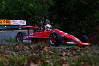Maurizio Rossi (Formula Alfa Boxer – 49), CAMPIONATO ITALIANO VEL. SALITA AUTO STORICHE