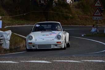 Vincenzo Rossi (Etruria Porsche Carrera RS – 257), CAMPIONATO ITALIANO VEL. SALITA AUTO STORICHE