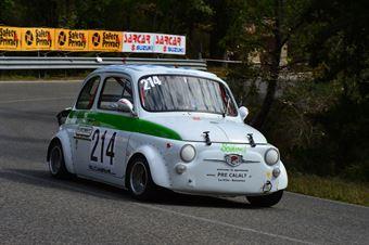 Florian Rottanara (Muhlbach – Giannini 650 NP   214), CAMPIONATO ITALIANO VEL. SALITA AUTO STORICHE