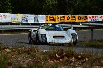 Mario Sala (Bologna Squadra Corse –Porsche 906   137), CAMPIONATO ITALIANO VEL. SALITA AUTO STORICHE